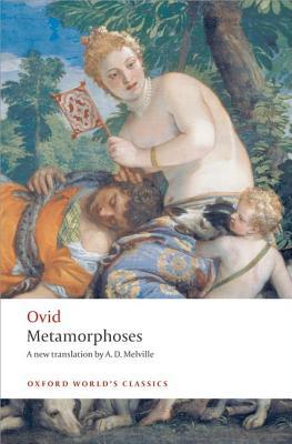 Metamorphoses By Ovid/ Kenney, E. J. (EDT)/ Melville, A. D. (TRN)